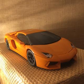 Airfix Quick Build Lamborghini