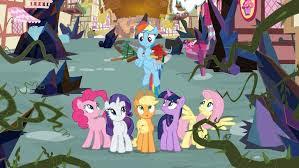 Pony Bé Nhỏ Tình Bạn Diệu Kỳ 9  My Little Pony Friendship is Magic SS9