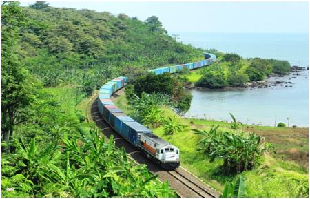 Pantai%2BCelong Objek Wisata Di Batang Jawa Tengah yang Lagi Naik Daun