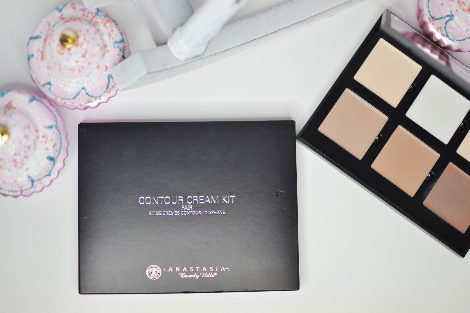 ANASTASIA BEVERLY HILLS CONTOUR CREAM KIT FAIR