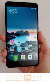 xiaomi mi max 2 smartphone xiaomi baterai besar