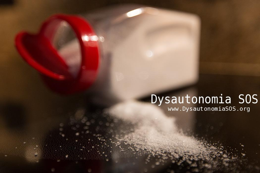STOP POTS (and Dysautonomia!): Hydration, Salt, and Peeing