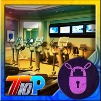 Top10NewGames Fitness Center Escape