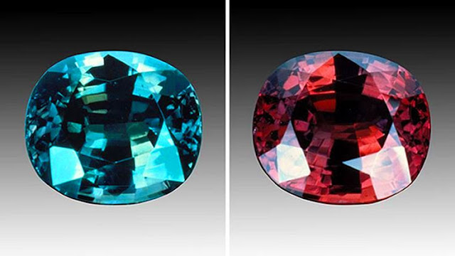 Alexandrite Effect: Gemstones That Change Color in Different Light