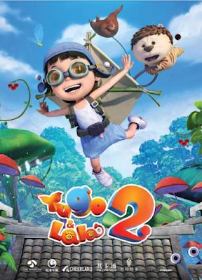 Yugo and Lala 2 (2014) Dual Audio Hindi 480p WEBRip 250MB