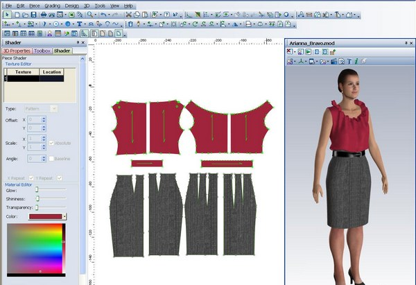 Latest Technology Applications In Textile Designing Fashion2apparel