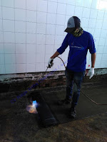 waterproofing membrane bakar part 3