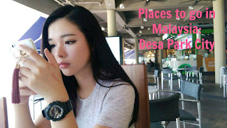 places to go in malayisa: desa park city