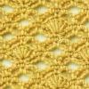 Ganchillo pattern
