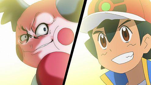 Capitulo 7 Serie Viajes Pokémon: ¡La región Hoenn, lugar de feroces combates! ¡El desafío del Frente de Batalla!