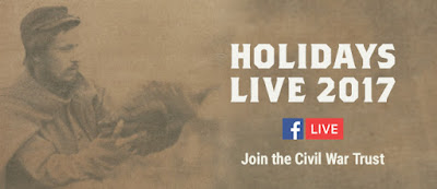 Holiday Facebook Live Events