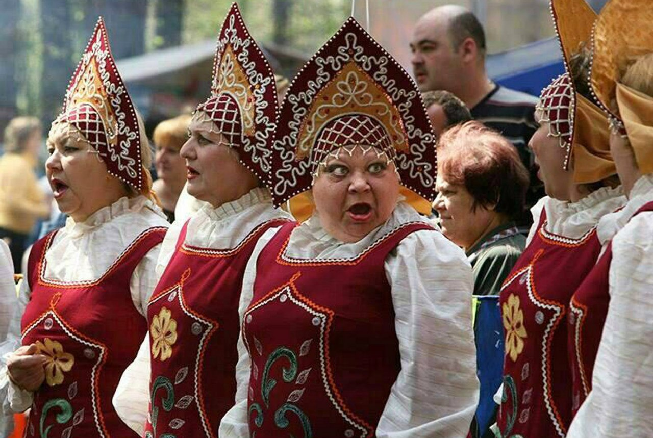 Simply Jews: I Do So Miss The Wonderful Russian Culture