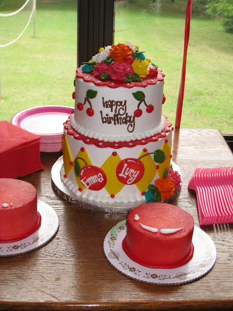 Cherry Red Birthday Party