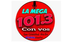 Radio Mega 101.3 FM