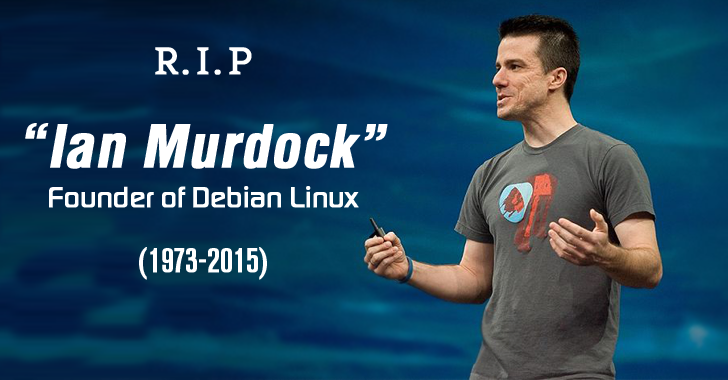 R.I.P Ian Murdock, Founder of Debian Linux, Dies at 42