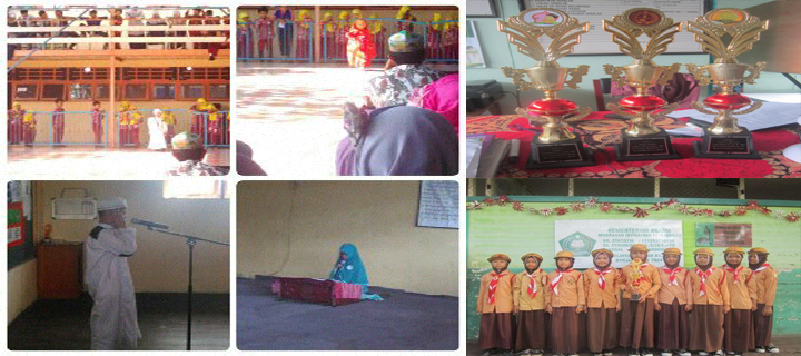 Juara 1 pada 3 Kategori Lomba, Wide Game, Tartil, Azan
