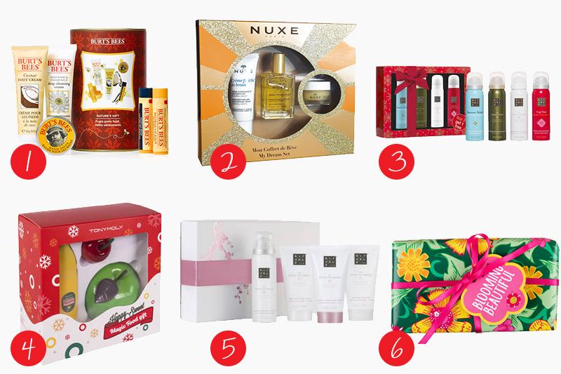 Idées Cadeaux Beauté / Soin entre 10€ et 20€