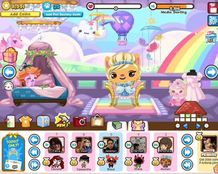 Restaurant City Game Online