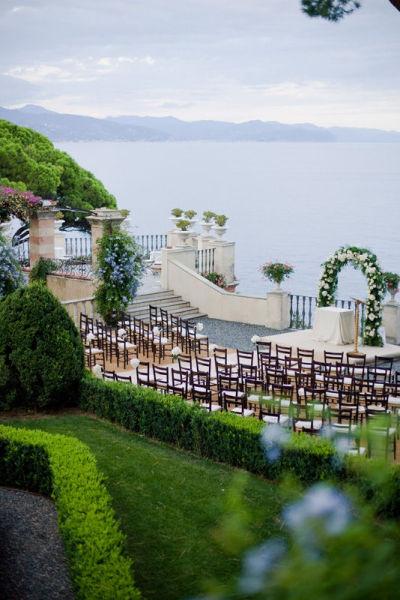 Var spelades bröllop i italien in