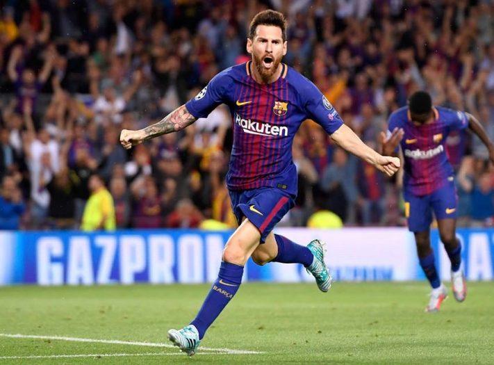 دوري ابطال أوروبا: ميسي يقود برشلونة للثأر من يوفنتوس