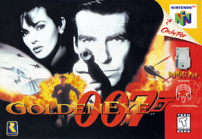 Review - GoldenEye 007 - Nintendo 64