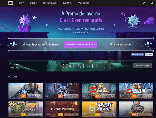 GOG Linux Games