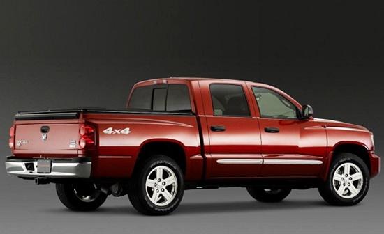 2016 Dodge Dakota Truck Site