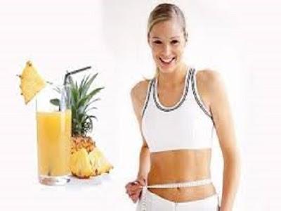 Thực đơn giảm béo hiệu quả với dứa