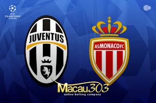 Prediksi Judi Bola Juventus vs AS Monaco 10 Mei 2017