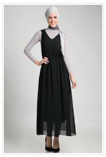 Foto Busana Muslim Wanita Modern Yang Lagi Trendy