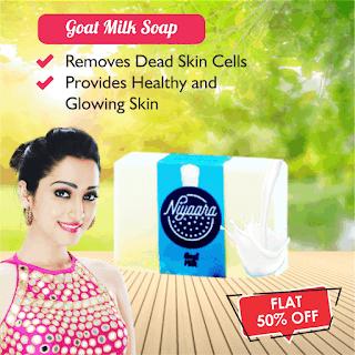 Niyaara Goat Milk Soap