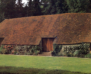 Tithe barn, Charleston Manor