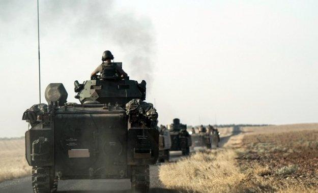 Η αναμενόμενη τουρκική επέμβαση και η τύχη των Κούρδων