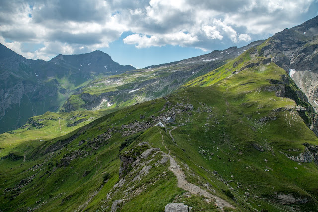 Fürstin-Gina-Weg  Augstenberg und Pfälzerhütte  Wandern in Liechtenstein 10