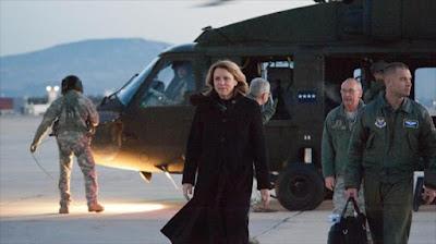 La secretaria de la Fuerza Aérea estadounidense, Deborah Lee James.