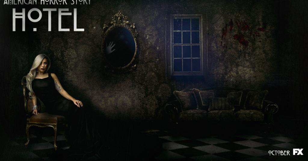 American Horror Story Hotel, Episode 1 live stream, start
