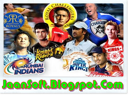 DLF IPL T20 Cricket Game 2015 For PC Free Download