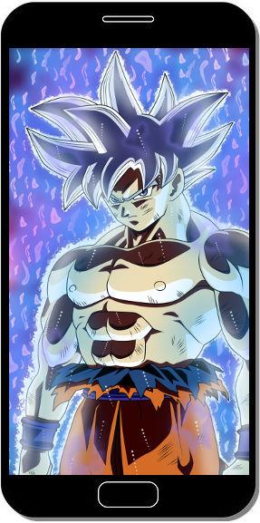 Goku Migatte No Gokui Perfecto - Fond d'Écran en QHD pour Mobile