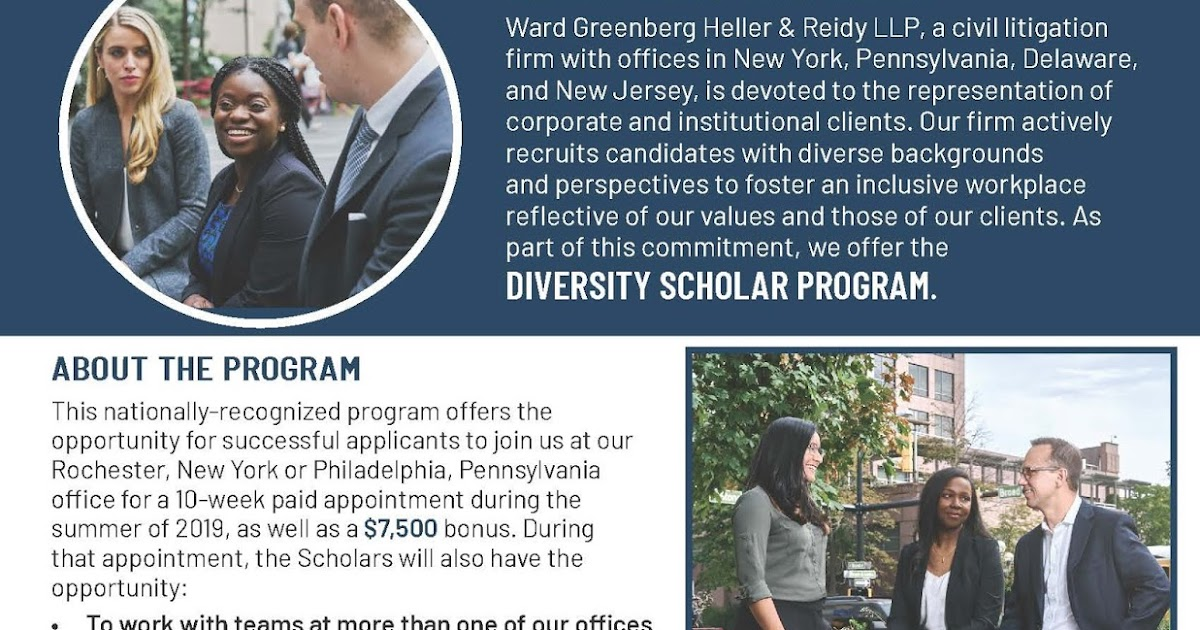 Touro Law Center Office Of Student Services: 2019 Ward