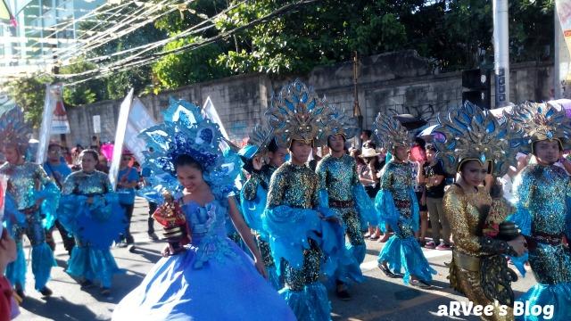 Sinulog Contingent - Cebu City, Cebu, Philippines