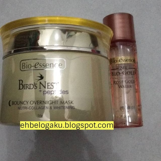 bird nest,bio essence,elak kedutan,serum