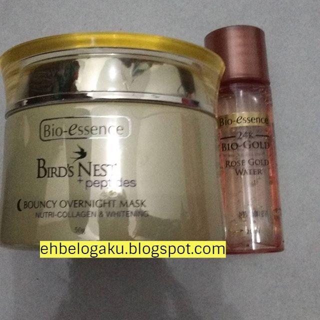 bird nest,bio essence,elak kedutan,serum