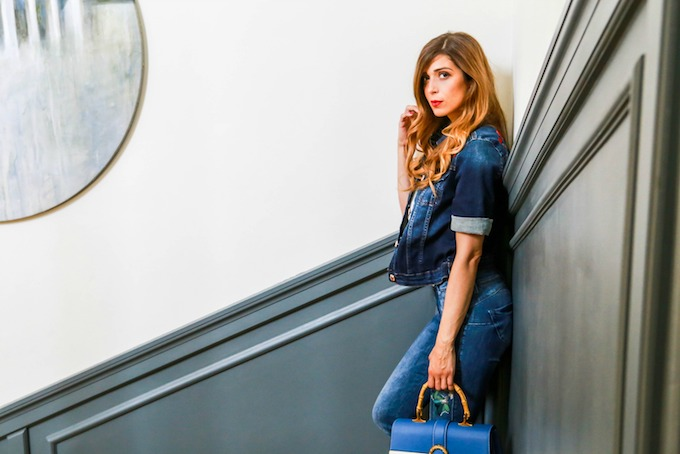 Denim Lover: un look tutto in jeans, o quasi!