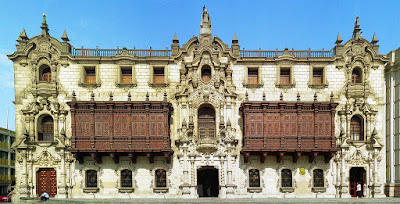 Palacio Arzobispal, Lima, Centro Histórico