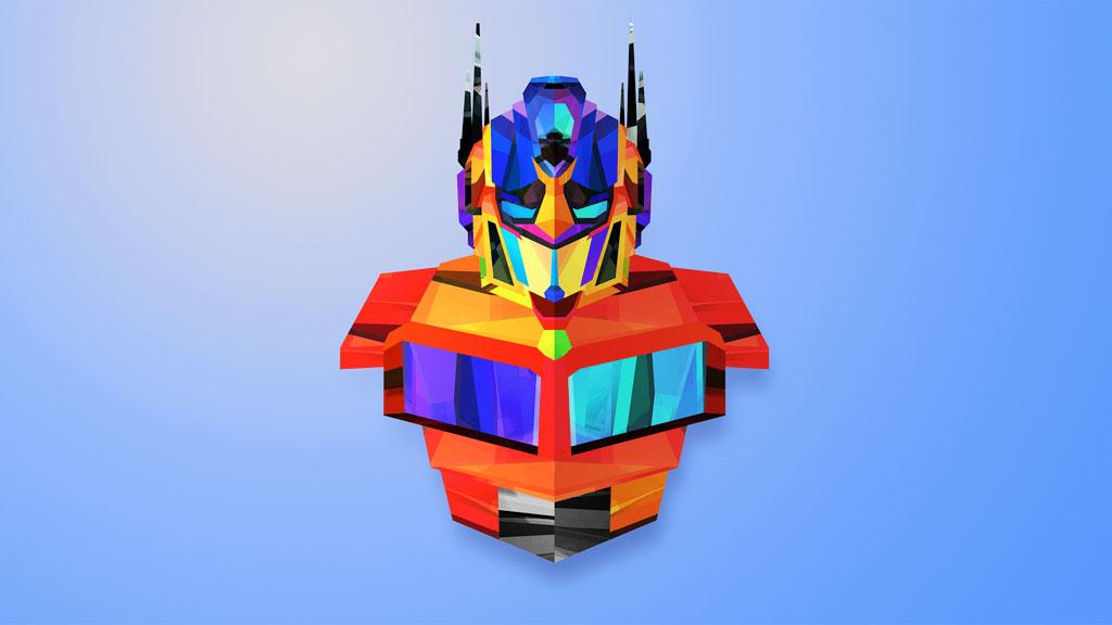 Sentient Sentinel A.K.A Optimus Prime