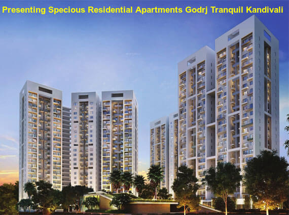 Godrej Tranquil Apartments