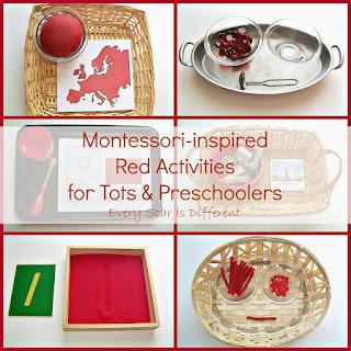 Red activities