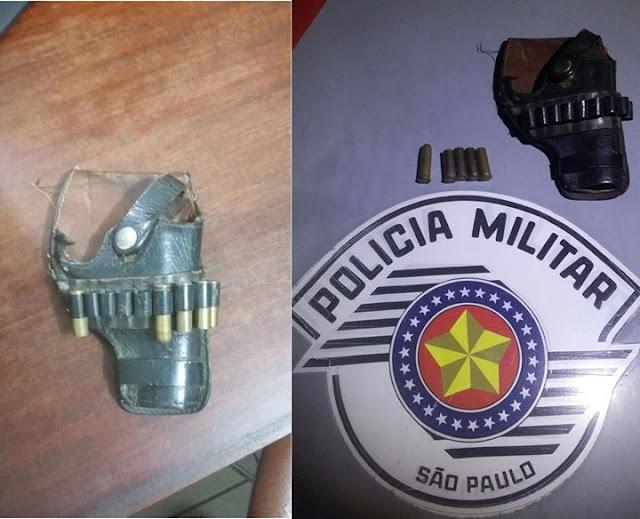 POLÍCIA MILITAR PRENDE AUTOR DE TENTATIVA DE HOMICÍDIO EM MIRACATU