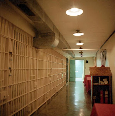 "Texas' Death House and Death Chamber, ""The Walls' Unit, Huntsville, TX"