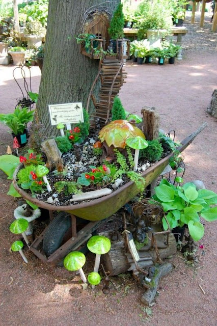 15 Enchanting DIY Fairy Garden Ideas for Your Backyard